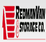 Redman Van and Storage logo
