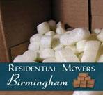 Reidential Movers Birmingham logo