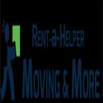 Rent A Helper Moving logo