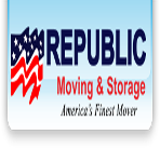 Republic Moving and Storage logo
