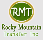 Rocky Mountain Transfer Inc logo