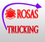 Rosas Trucking logo