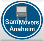 Sam Movers Anaheim logo
