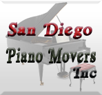 San Diego Piano Movers Inc logo