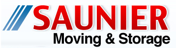Saunier Moving & Storage logo