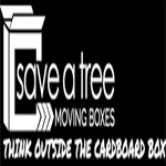 Save A Tree Moving Boxes logo