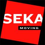 Seka-Moving logos