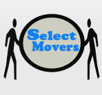 Select Movers logo