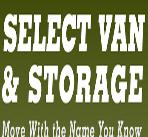 Select Van & Storage logo