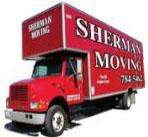 Sherman Moving & Storage Co logo