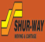 Shur-Way Moving & Cartage Co logo