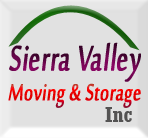Sierra Valley Moving & Storage Inc logo