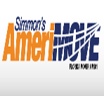 Simmons Amerimove logo