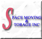 Space Moving & Storage Inc logo
