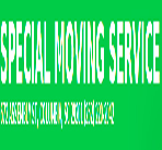 Special Moving Service logo