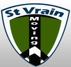 St Vrain Moving logo