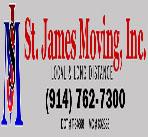StJames Moving Deliveries Inc logo