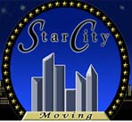 StarCity Moving logo