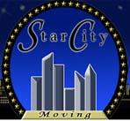 StarCity Moving logo