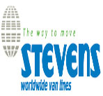 Stevens Worldwide Van Lines-Corporate logo