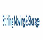Stirling Moving logo