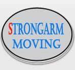 Strongarm Moving logo
