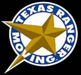 Texas Ranger Moving Co, LLC logo