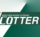 The Cotter Moving & Storage Company logo