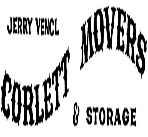 The Jerry Vencl Corlett Movers & Storage Co, Inc logo