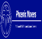 The Phoenix Movers logo