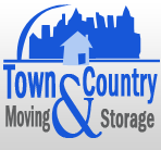 Town & Country Moving & Storage logo
