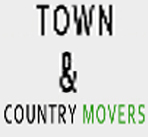 Town & Country Movers logo
