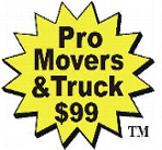 Truck and Two Men logo