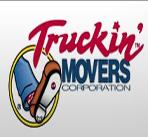 Truckin Movers logo