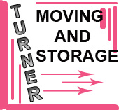 Turner Moving & Storage logo