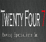 Twenty Four 7 Moving Specialists Inc logo