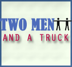 Two Men And A Truck-Loves Park logo