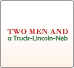 Two Men and a Truck-Lincoln-Neb logo
