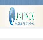 UNIPACK Global Relocation logo
