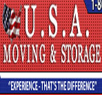 USA Moving and Storage logo
