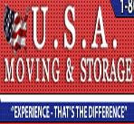 USA Moving and Storage logo