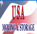 USA Moving logo