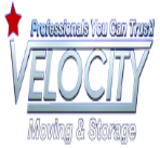 Velocity Moving and Storage logo