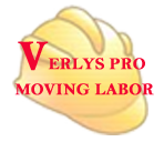 Verlys Pro Moving Labor logo