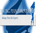 Viking Piano Movers logo