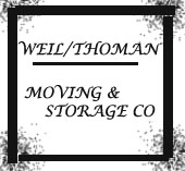 Weil/Thoman Moving & Storage Co logo