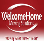 Welcome Home Moving Solutions logo