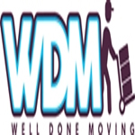 Well-Done-Moving logos
