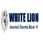 White Lion Movers Miami logo