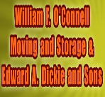 William F OConnell Moving and Storage logo
